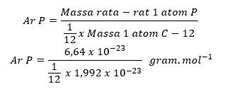 Rumus Massa Atom Relatif (Ar)