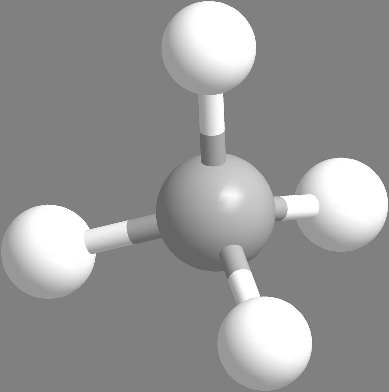 46 Gambar 3d Bentuk Molekul Senyawa Kimia Materi Kimia